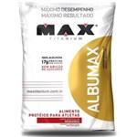 Ficha técnica e caractérísticas do produto Albumax 100% - Max Titanium