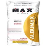 Ficha técnica e caractérísticas do produto Albumax 500g - Max Titanium - Baunilha