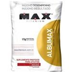 Ficha técnica e caractérísticas do produto Albumax 500G Max Titanium Morango (Refil)