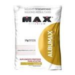 Albumax Max Titanium 100 500g Baunilha