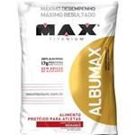 Ficha técnica e caractérísticas do produto Albumax (Max Titanium) - 500Grs - Morango - MORANGO