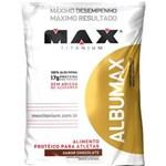 Ficha técnica e caractérísticas do produto Albumax Sc Max Titanium - 500g - Baunilha