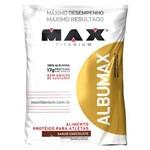 Albumina Albumax 100% 500g Max Titanium