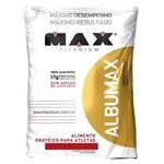 Ficha técnica e caractérísticas do produto Albumina Albumax 100% 500G Max Titanium