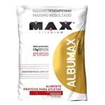 Ficha técnica e caractérísticas do produto Albumina Albumax 100% - Max Titanium - 500g- Morango