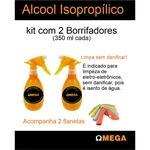 Ficha técnica e caractérísticas do produto Álcool Isopropílico