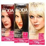 Ficha técnica e caractérísticas do produto Alfa Parf Alta Moda Colore Coloração em Creme 150g