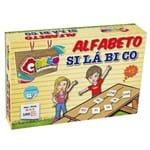 Ficha técnica e caractérísticas do produto Alfabeto Silabico 150 Peças