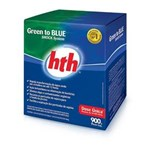 Ficha técnica e caractérísticas do produto Algicida de Choque Green To Blue 900gr HTH para Piscinas