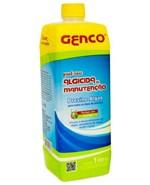 Ficha técnica e caractérísticas do produto Algicida de Manutenção Genco 1 Litro