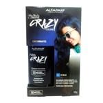 Ficha técnica e caractérísticas do produto Alta Moda Creative Crazy Colors 120g - Ice Blue