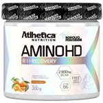 Ficha técnica e caractérísticas do produto Amino Hd 8:1:1 - Pure Series - 200G - Atlhetica