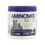 Ficha técnica e caractérísticas do produto Aminomix Gold 100g Suplemento Vitamínico - Vetnil -