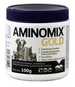 Ficha técnica e caractérísticas do produto Aminomix Gold 100g Vetnil Suplemento Vitamínico