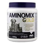 Ficha técnica e caractérísticas do produto Aminomix Gold 500g Suplemento Vitamínico - Vetnil