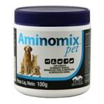 Ficha técnica e caractérísticas do produto Aminomix Pet 100 Gr