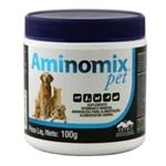 Ficha técnica e caractérísticas do produto Aminomix Pet 100g Suplemento Vitamínico - Vetnil