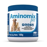 Ficha técnica e caractérísticas do produto Aminomix Pet 100g