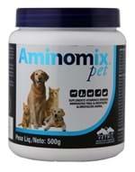 Ficha técnica e caractérísticas do produto Aminomix Pet 500g Vetnil Suplemento Vitamínico