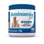 Ficha técnica e caractérísticas do produto Aminomix Pet Vetnil - 100G