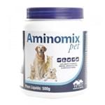 Ficha técnica e caractérísticas do produto Aminomix Pet Vetnil - 500 G