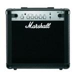 Ficha técnica e caractérísticas do produto Amplificador de Guitarra Combo Marshall Mg15cf