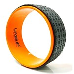 Ficha técnica e caractérísticas do produto Anel de Yoga e Pilates Fitness Circle Laranja - Liveup