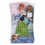 Ficha técnica e caractérísticas do produto Anna Canções Mágicas - Frozen - Mattel CMK70