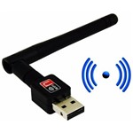 Antena Receptora Wireless Wifi Usb Dhj