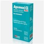 Ficha técnica e caractérísticas do produto Antibiótico Agener União Agemoxi 50mg 10 Comprimidos