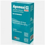Ficha técnica e caractérísticas do produto Antibiótico Agener União Agemoxi 250mg 10 Comprimidos