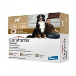 Antipulgas Comfortis 1620mg Cães 27 à 54kg
