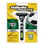 Ficha técnica e caractérísticas do produto Aparelho de Barbear Gillette Mach3 Seleção