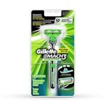 Aparelho de Barbear Gillette Mach3 Sensitive + Cartucho - 1 Unidade + Cartucho
