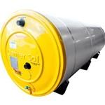 Aquecedor Solar 1000 L Inox 304 - Baixa Pressão