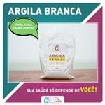 Ficha técnica e caractérísticas do produto Argila Branca (100g)