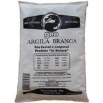 Ficha técnica e caractérísticas do produto Argila Branca 1Kg