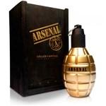 Ficha técnica e caractérísticas do produto Arsenal Gold Gilles Cantuel Eau de Parfum Perfume Masculino 100ml - Gilles Cantuel