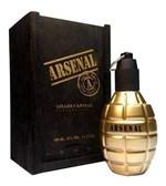 Ficha técnica e caractérísticas do produto Arsenal Gold Gilles Cantuel - Perfume Masculino - Eau de Parfum 100ml