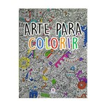 Arte para Colorir - Livro de Colorir Adulto