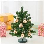 Árvore de Mesa 30cm com Bolas para Decorar - Orb Christmas