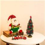 Árvore Decorada de Mesa 28cm - Orb Christmas