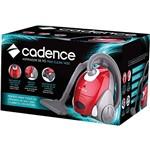 Ficha técnica e caractérísticas do produto Aspirador de Pó 1000W Max Clean 1400 Asp503 Cadence - 127V