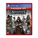 Ficha técnica e caractérísticas do produto Assassin S Creed Syndicate Hits - PS4 - Ubisoft