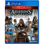 Ficha técnica e caractérísticas do produto Assassin`s Creed: Syndicate - PS4
