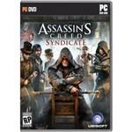 Ficha técnica e caractérísticas do produto Assassins Creed: Syndicate - PC