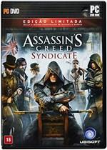 Ficha técnica e caractérísticas do produto Assassin's Creed Syndicate - PC