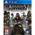 Ficha técnica e caractérísticas do produto Assassins Creed Syndicate - PS4
