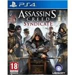 Ficha técnica e caractérísticas do produto Assassins Creed: Syndicate - PS4