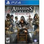 Ficha técnica e caractérísticas do produto Assassins Creed Syndicate Ps4